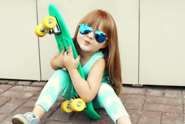 kids penny board