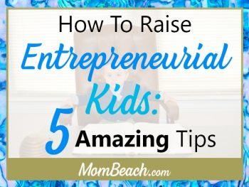 entrepreneurial kids