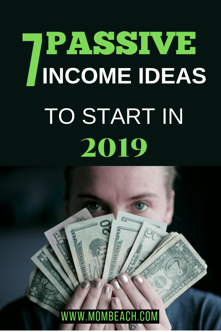 These passive income ideas make money and extra cash for you. They are simple ways to make money in your spare time online. You can be an entrepreneur easy! It is fun to earn passive income online. #passiveincome #passiveincomeideas #passiveincomeextracash #passiveincomemakemoney #passiveincomeonline