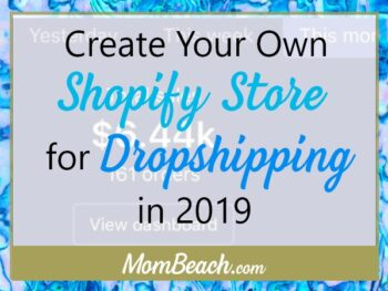 create your own shopify