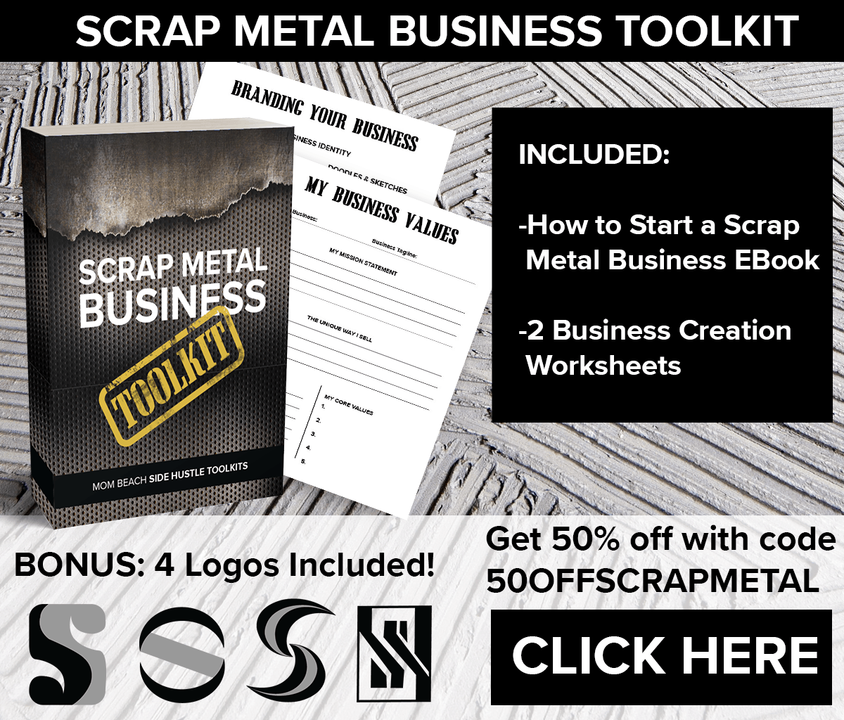 Scrap Metal Toolkit