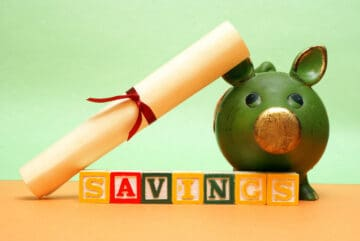 savings - teaching kids about money
