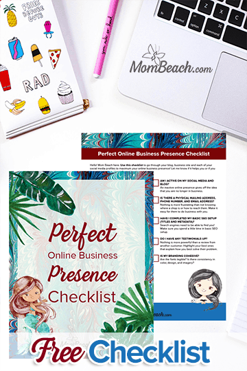 This free printable checklist gets you noticed on social media. If you take these steps to fix your socisl media profile, it will help set you apart. Social media marketing can be a snap! #freeprintable #freeprintablechecklist #freeprintableplanner #socialmediamarketing #socialmediaprintable