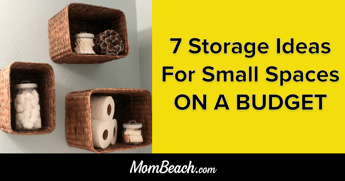 8 Best Storage Ideas For Small Spaces, Storage Ideas For Small Spaces On A Budget