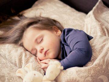 sleep training a toddler