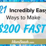 Make $200 Fast
