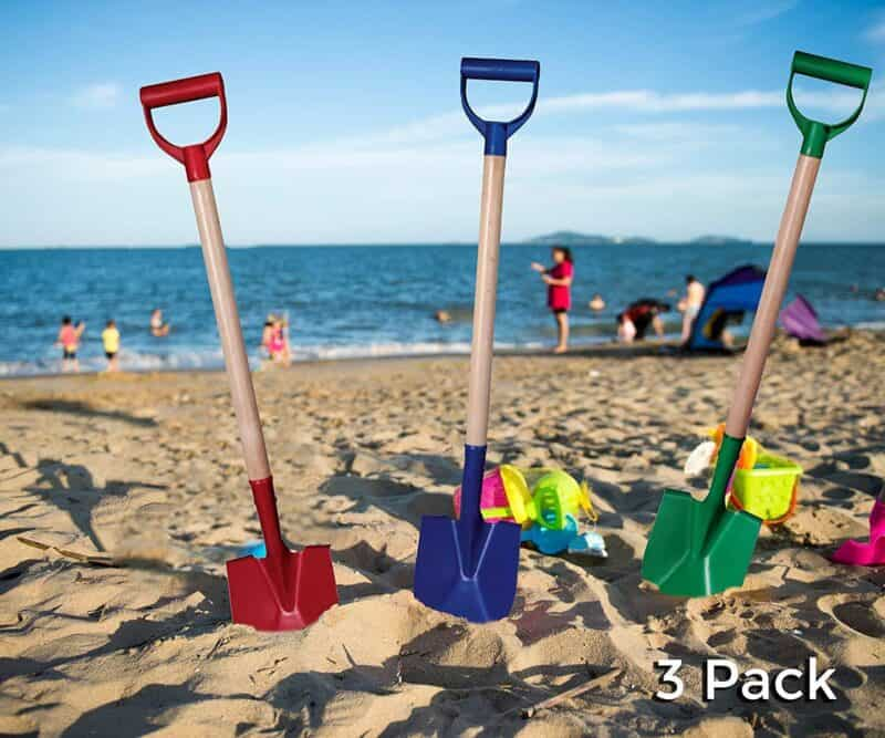 best beach shovels