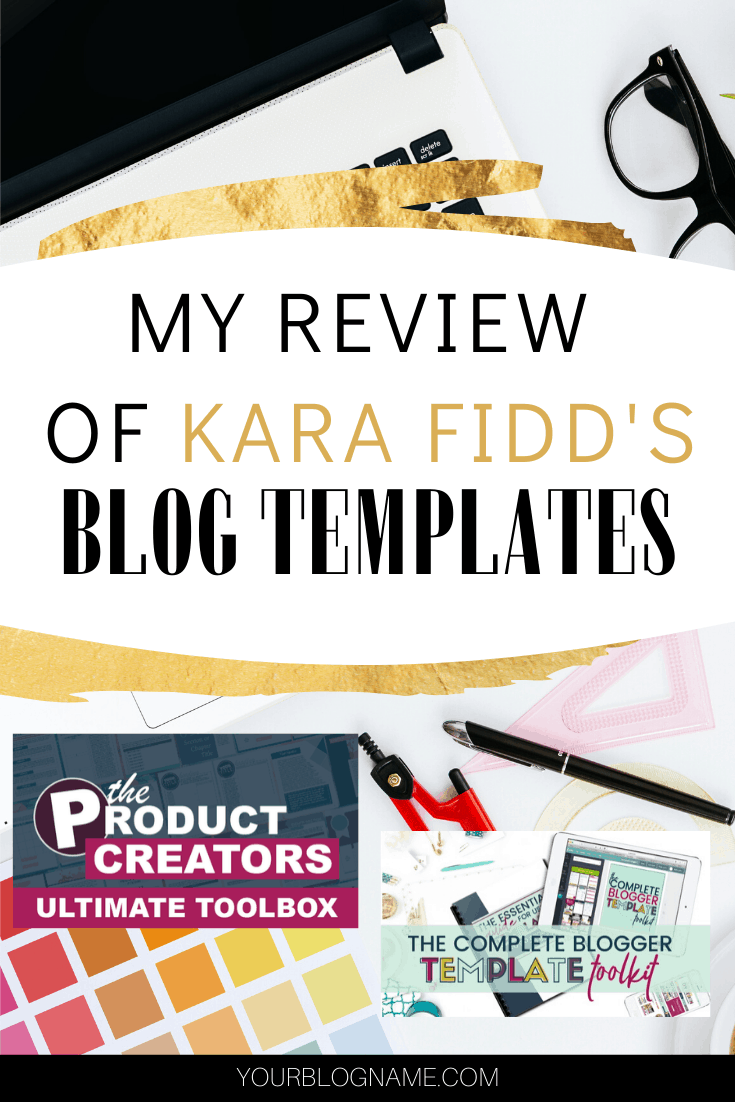 Kara Fidd is a stay at home mom that makes 6 figures by creating blog templates for bloggers. Read her exciting interview and reviews of her products in this awesome post. You won't believe how inspiring this mompreneur is! #karafidd #graphicdesign #blogger #graphicdesigntemplates #bloggingtemplates #mompreneur #blogtemplates