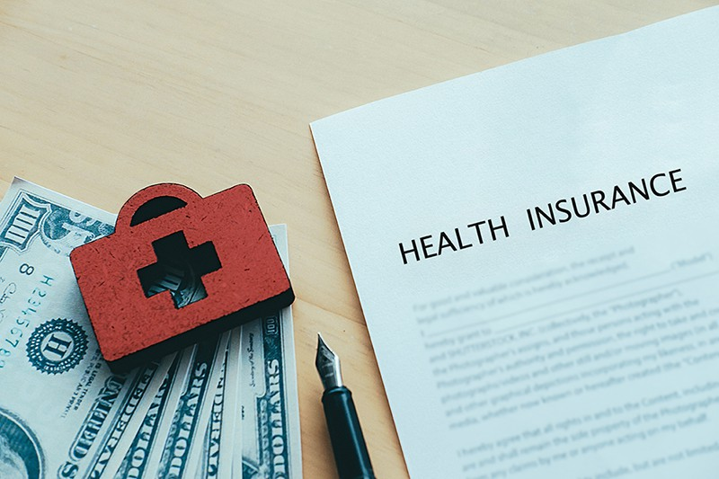 health insurance dave ramsey budget percentages
