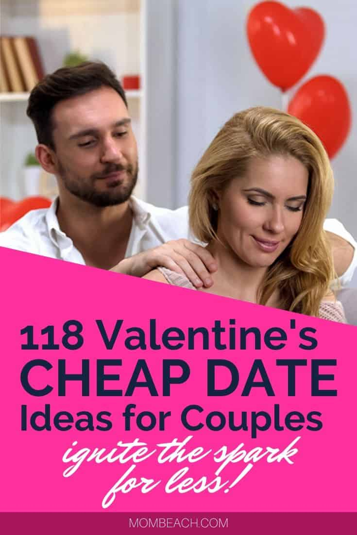 Check out these 107 cheap date ideas! Whether you are a married couple, a college student, or a teen you need to know these cheap date ideas to provide romance in your relationship. You don't need to spend lots of money to have a great date night. If you are on a budget, these cheap date night ideas will inspire you. #cheapdateideas #cheapdateideasforcollegestudents #cheapdateideasforteens #cheapdateideasformarriedcouples #cheapdateideashighschool #cheapdateideasathome #cheapdateideassummer
