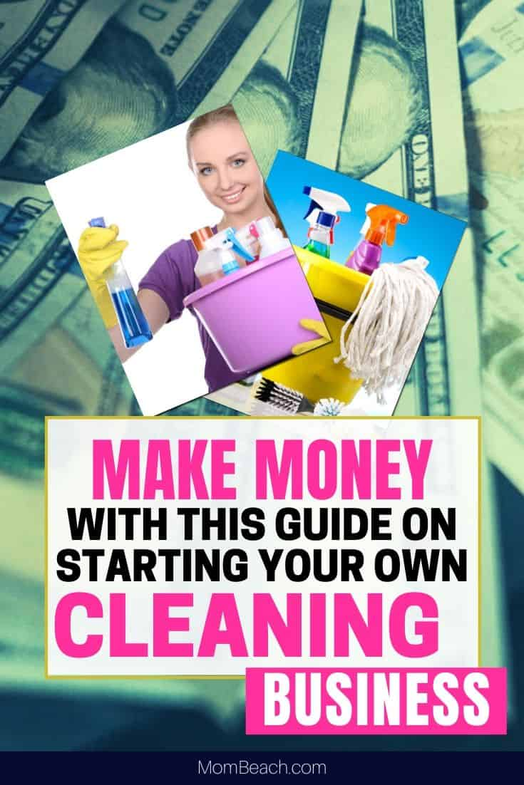 Make money now by starting your own cleaning business. Marketing your cleaning business is a must. Cleaning business supplies are needed such as flyers, cards, forms and you need names for your business. Start a residential cleaning business easily and get a logo created on Fiverr with these tips. #cleaningbusinesstips #cleaningbusiness #howtostartacleaningbusiness #cleaningbusinessideas #cleaning #business #startabusiness #sidehustle