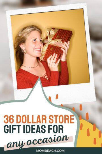 dollar store gift ideas