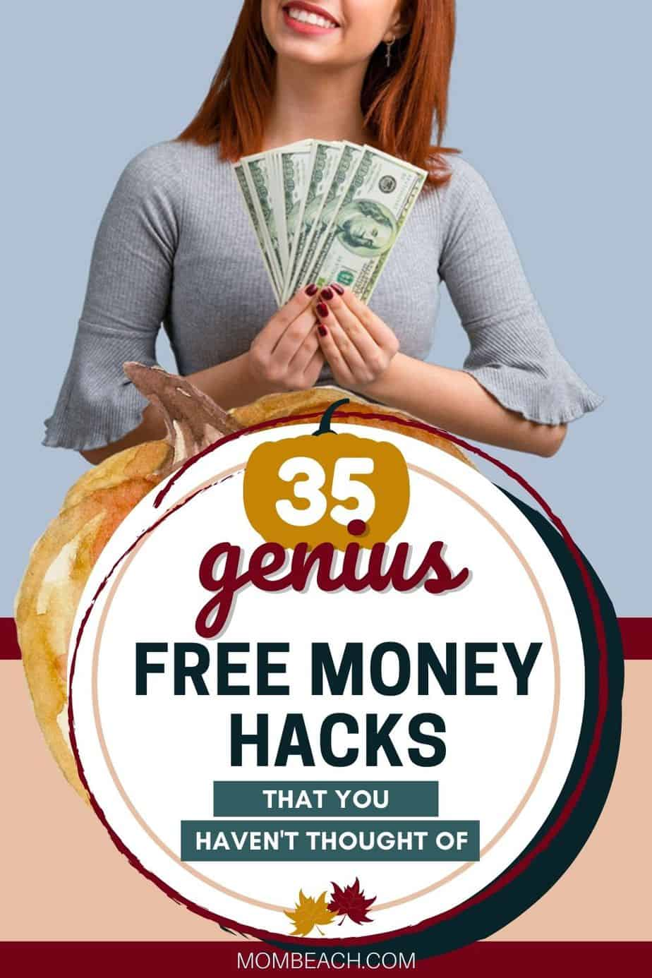 You will not believe these amazing free money hacks! Start earning money for free now from your home. Earn now in your spare time. Getting free money is easy and simple and for beginners. It is so easy to get money sent to your Paypal account. #freemoneyhacks #freemoney #moneyhacks #moneytips