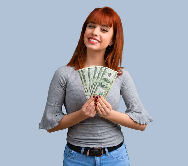 You'll be smiling and fanning yourself with hundred-dollar bills when you lower your monthly payments and find free money.