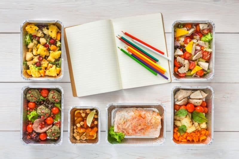 It is smart to have a plan when frugal meal planning.