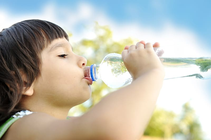 how to get kids to drink more water