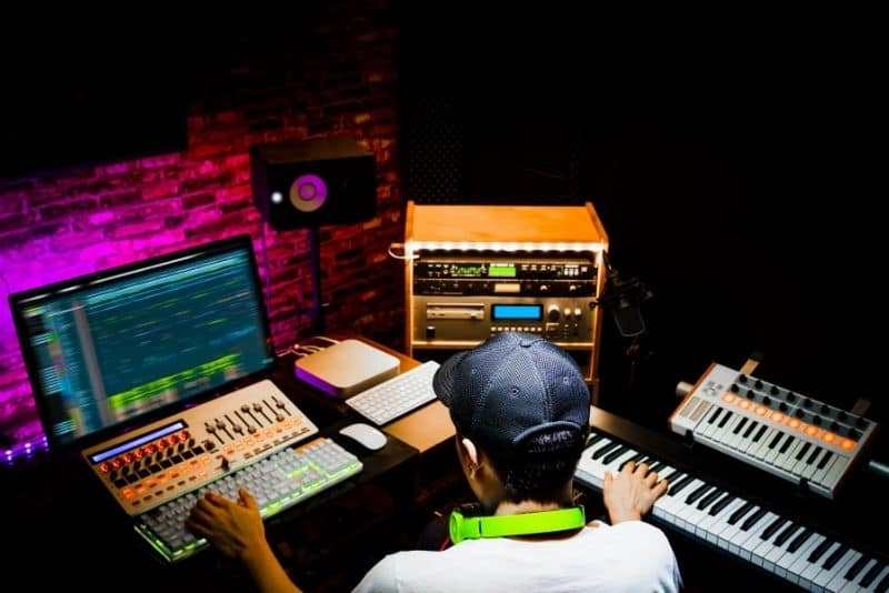Sound design is a great way to make $2,000 a month
