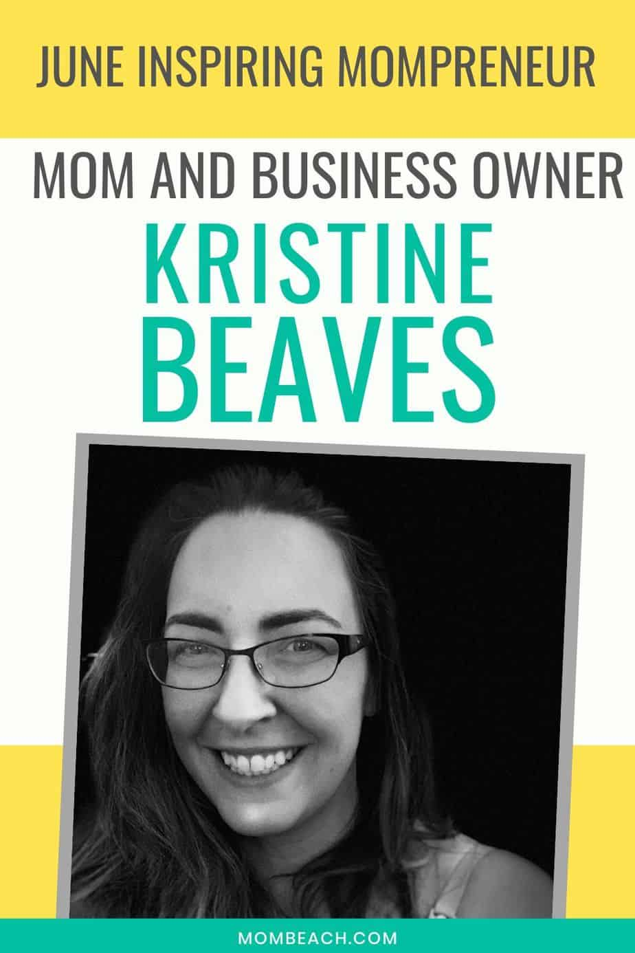 Kristine Beaves is a mom of two and a successful business owner of Kit Blogs. We are proud to make her our June Inspiring Mompreneur. Do you have what it takes to be an inspiring mompreneur too? Contact me today to get considered. Thank you! #kristinebeaves #kitblogs #inspringmompreneur