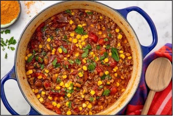 taco soup cheap dinner ideas