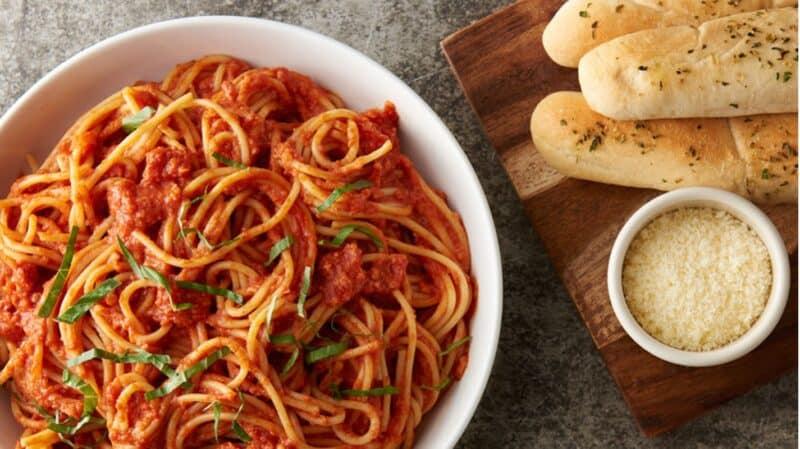 fried spaghetti cheap meal ideas