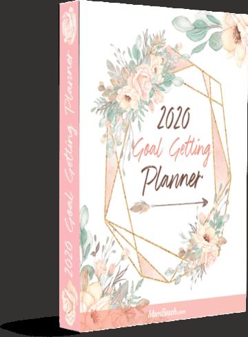 Goal getting planner