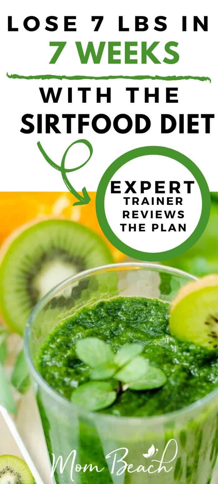 The Sirtfood Diet plan will help you lose 7 lbs in 7 weeks. An expert personal trainer reviews the diet and reveals if it is healthy and worth trying. Lose weight and feel great for beginners with the Sirtfood Diet. There is no exercise needed because the diet is so low calorie. #sirtfooddietplan #sirtfooddiet #sirtfood #loseweight #dieting #howtoloseweight #dietingforbeginners #sirtfooddieting #sirtfoods