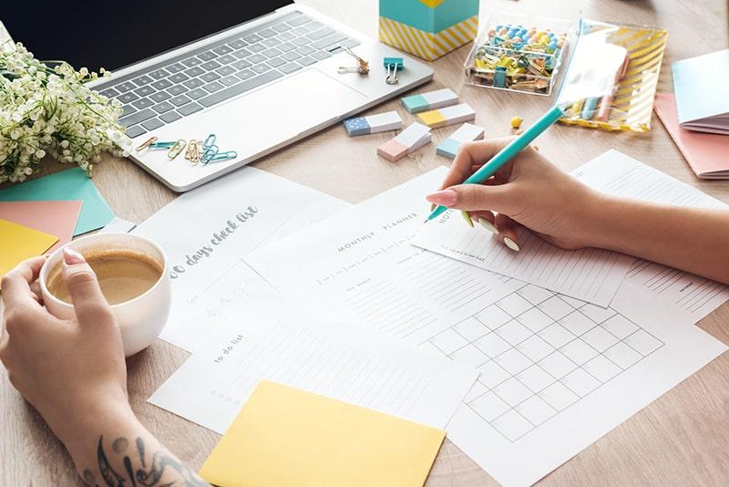 work life balance organizing